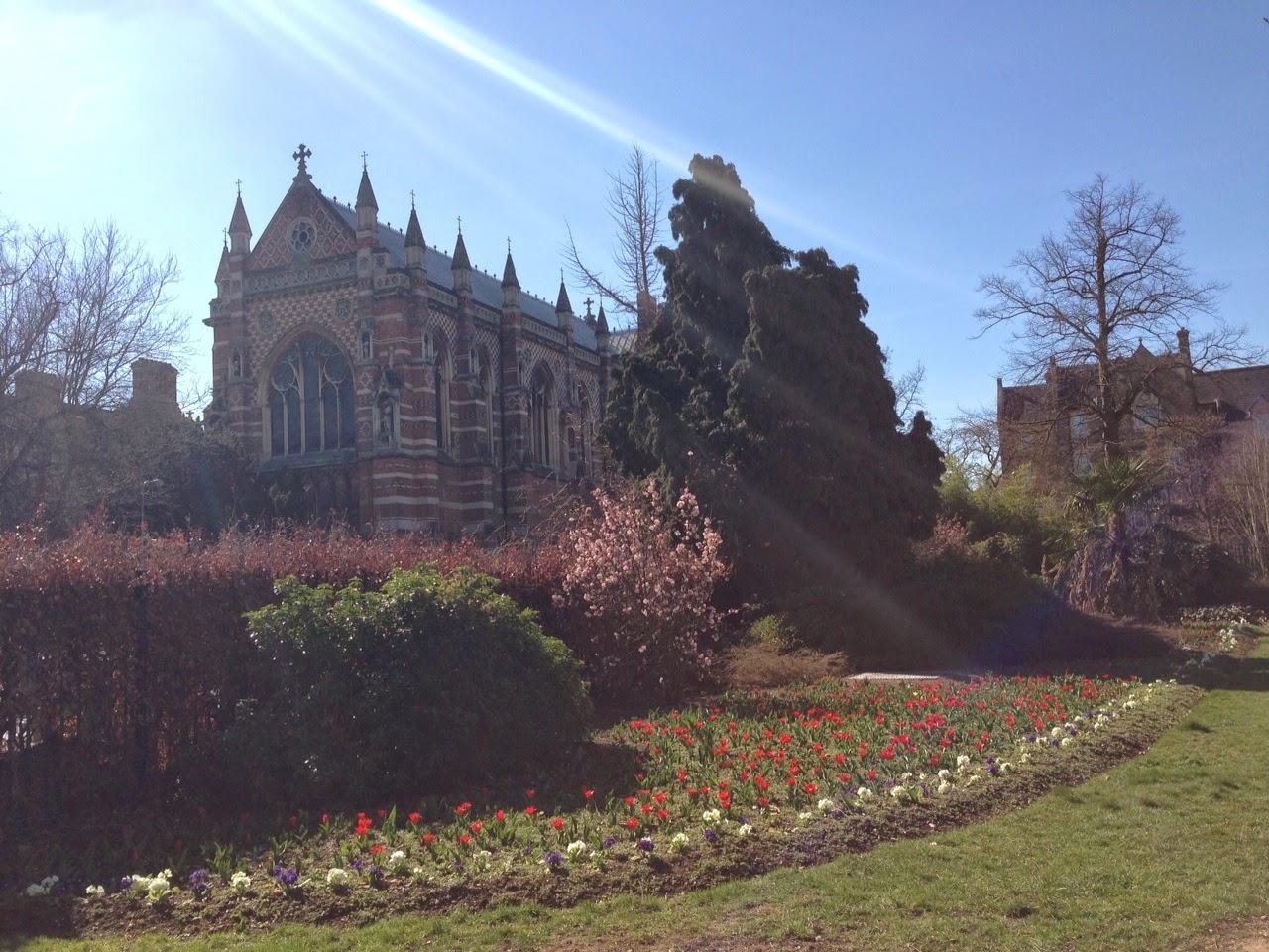 Oxford University Parks