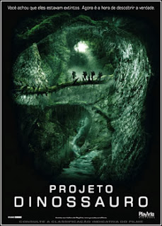 Download - Projeto Dinossauro DVDRip - AVi - Dual Áudio