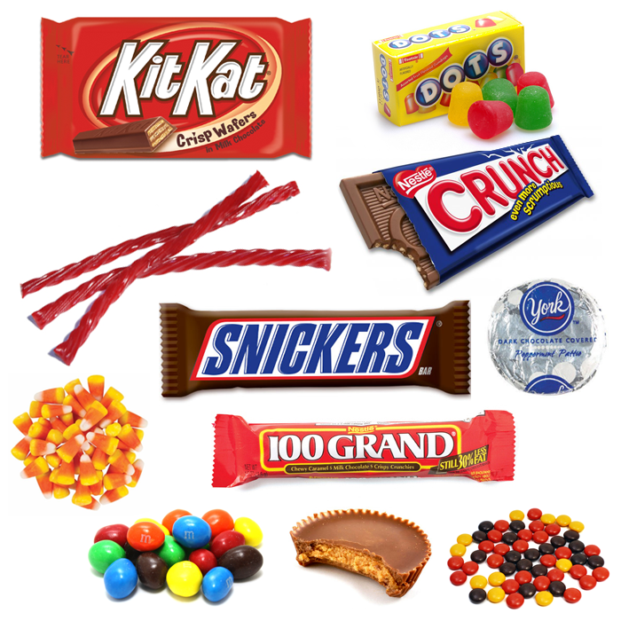 Halloween Candy Png Favorite halloween candy?