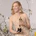 Cate Blanchett lands career honour at Australian Oscars