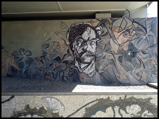 Mural Rondo Mogilskie