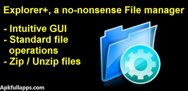 Explorer+ File Manager Pro v2.1.7