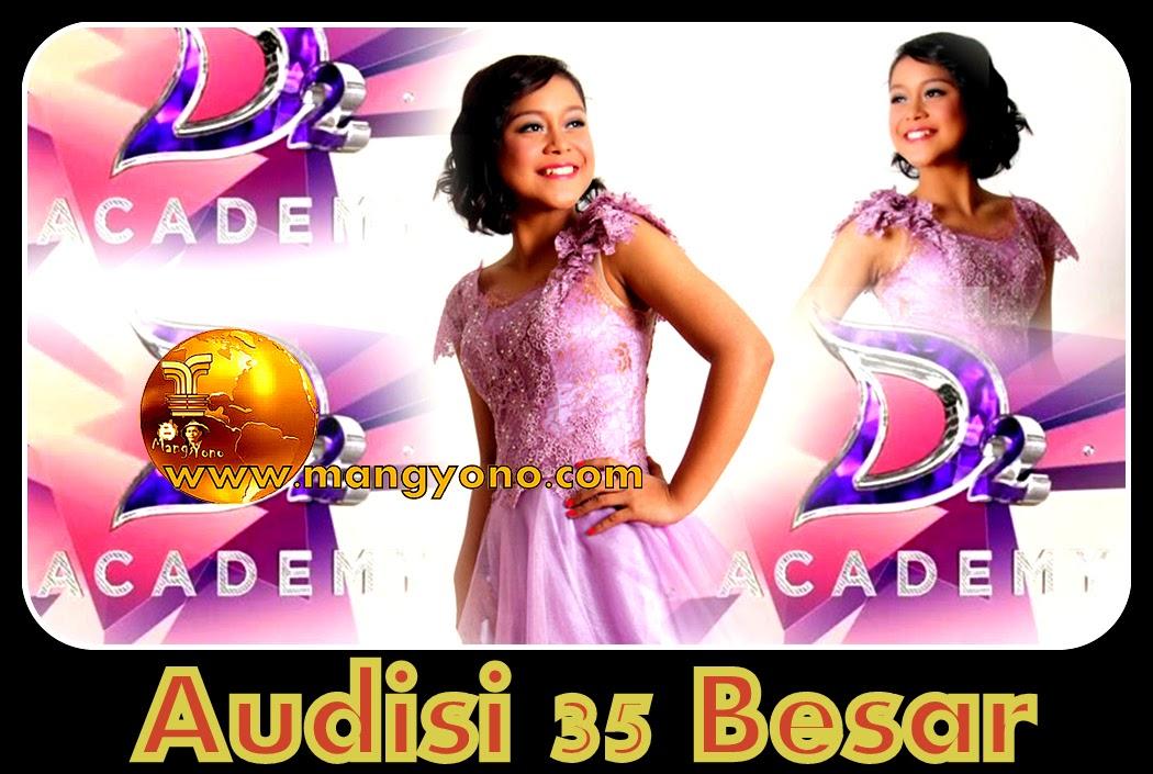 Liputan Audisi 35 Besar D'Academy 2  Indosiar.