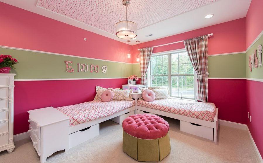 أفكار لطيفة ومرحة لديكور غرف نوم أطفال
