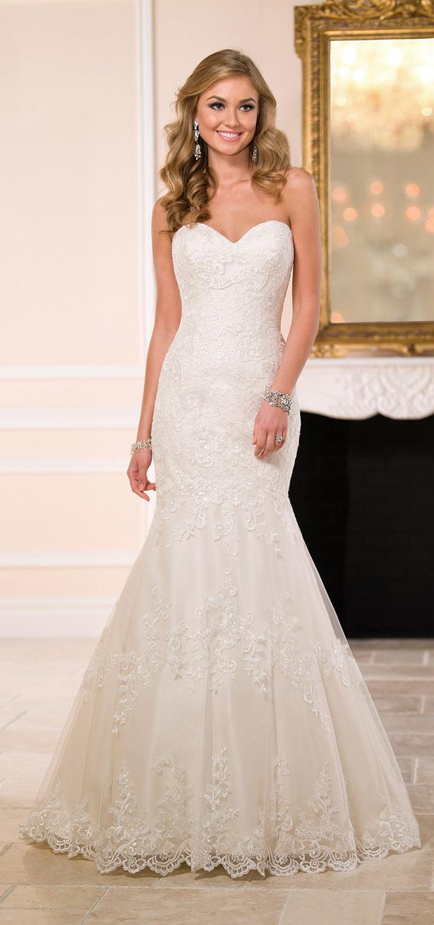 Fantásticos vestidos de novia | Colección Stella York