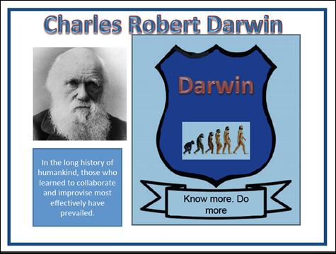 DARWIN HOUSE