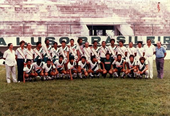 TUNA COMEMORA 30 ANOS DA CONQUISTA DA TAÇA DE PRATA 1985