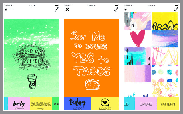 إليك أفضل 4 تطبيقات لإضافة اقتباسات رائعة على صورك ومشاركتها على إنستغرام | للأندرويد والأيفون image5.png