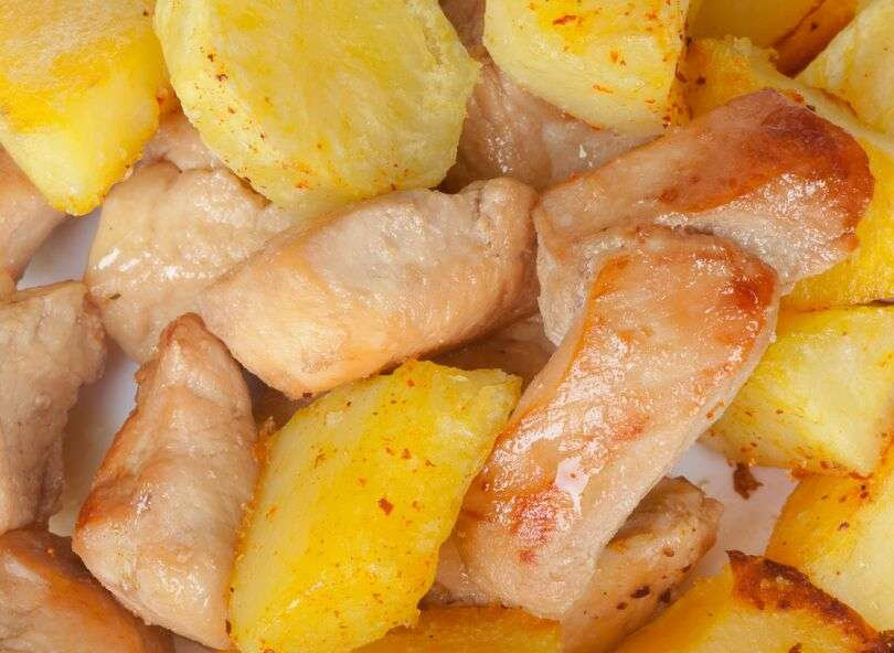 Ricette pollo con bimby
