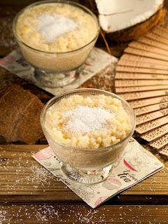 Riz au lait et noix de coco, recette riz au lait, meilleur riz au lait, riz au lait facile, photo riz au lait