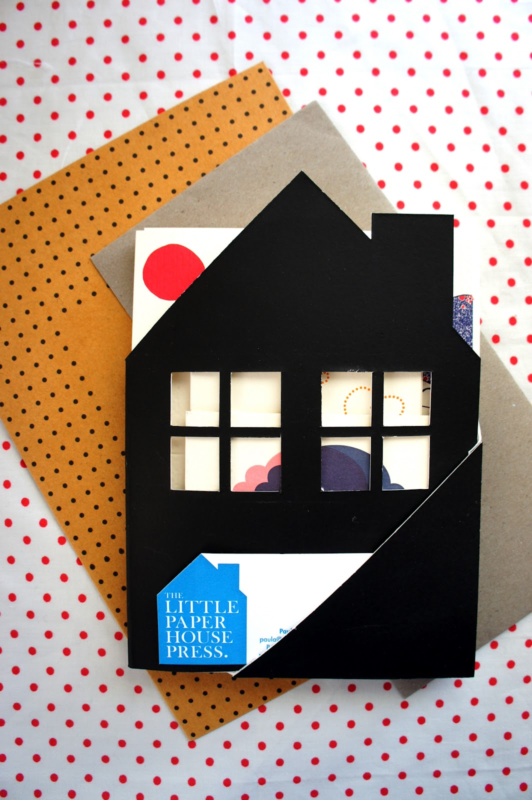 The little paper house press blog greeting card sample pack for Classic house sample pack