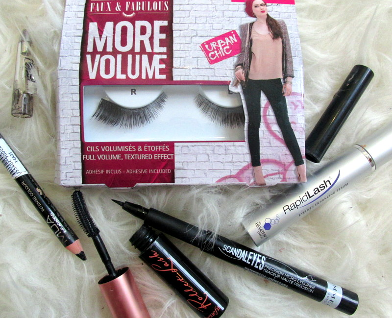 b0eb1c5bb96 Make-Up Tips & Products For Sparse Or No Eyelashes | Pretty and Polished