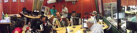Rádio Jornal Recife recebe sanfoneiros de primeira linha no programa Movimento