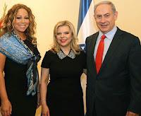 Mariah Carey em  Israel
