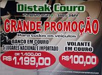 Distak Couro - Forramos seu Banco em Couro - Ligue 3485-3422