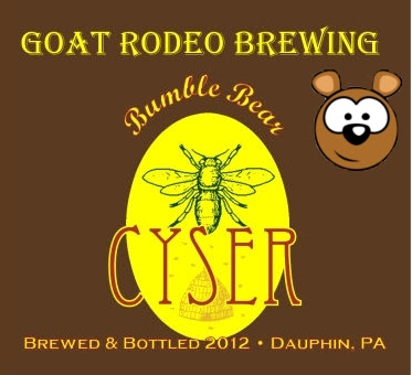 Goat Rodeo Brewing Honey Cider Apple Mead