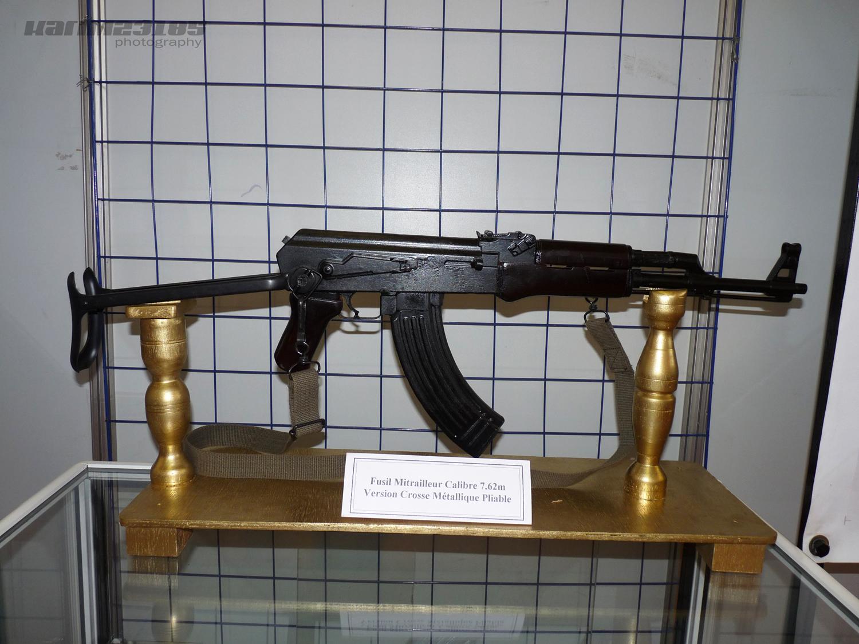 الصناعة العسكرية الجزائرية  [ AKM / Kalashnikov ]  P1000476