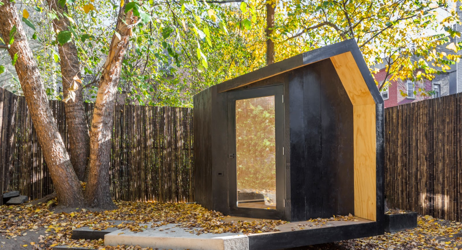 Shedworking Writing Pavilion