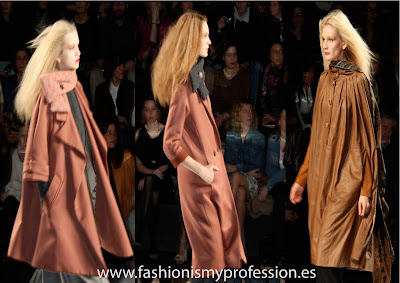 Desfile Ailanto en Cibeles, Madrid fashion week