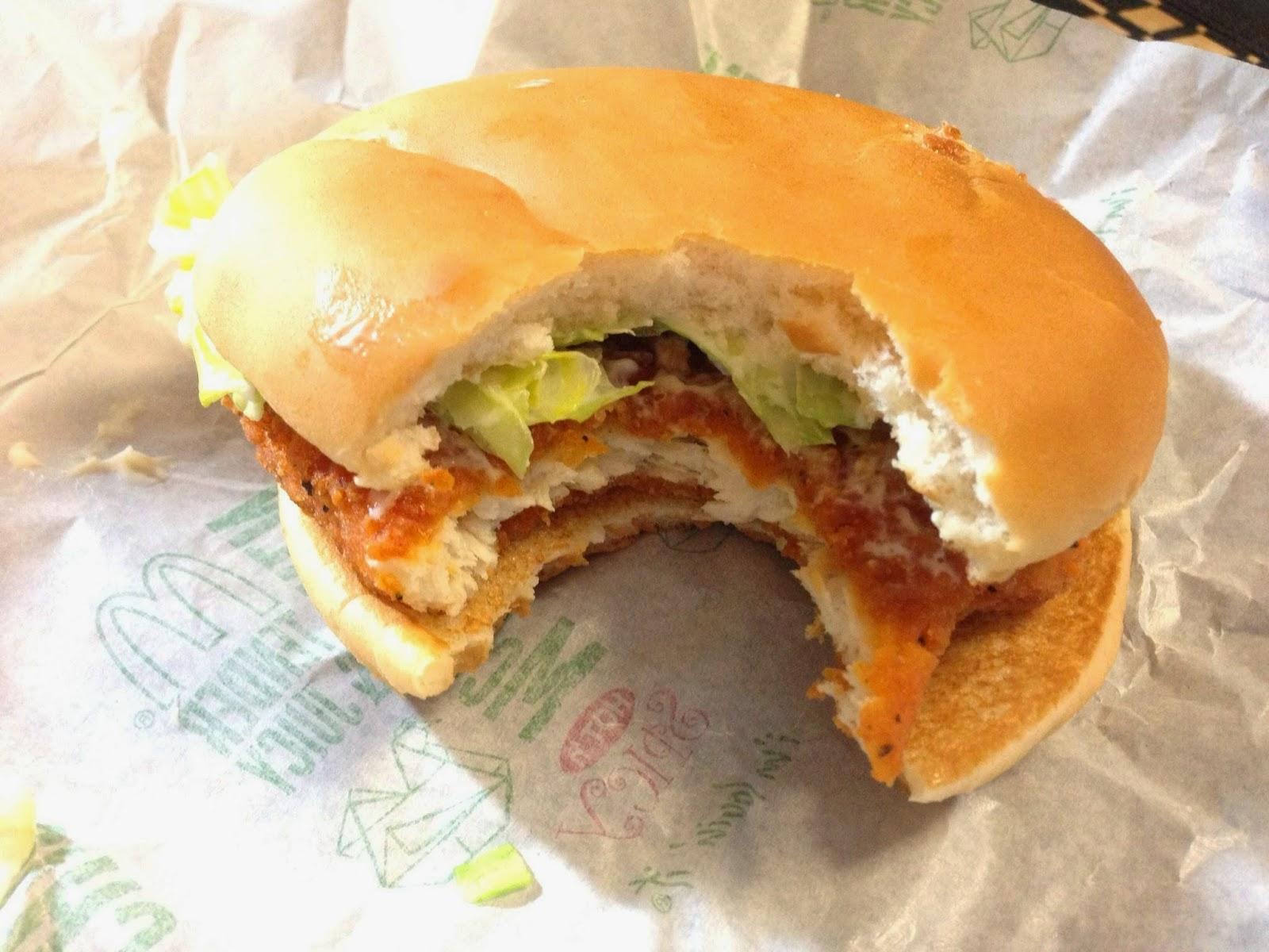 Health Department Confirmed Semen found on McDonald's Mayonnaise