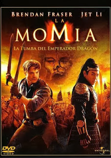 La Momia La Tumba del Emperador Dragon La Momia 3