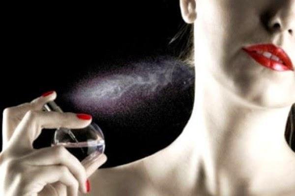 secretos del perfume