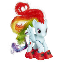 Rainbow Dash Sightseeing Figure