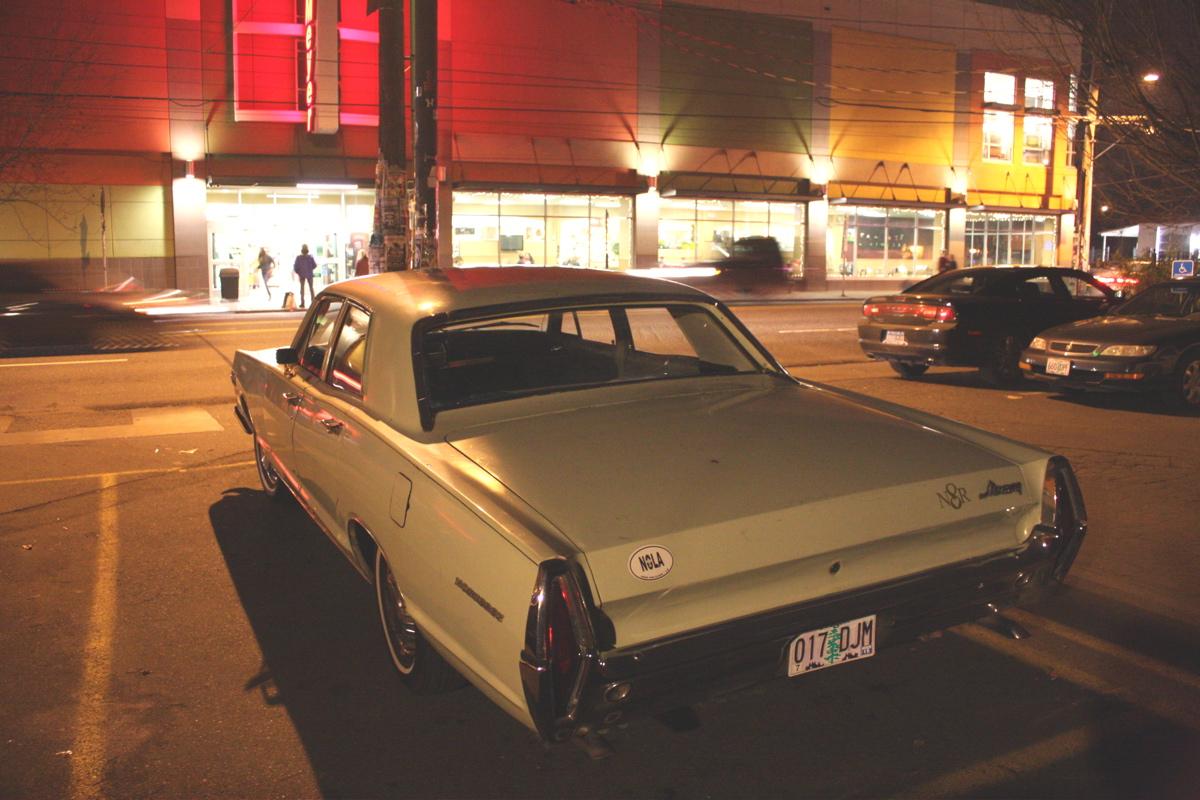 1967 Mercury Monterey.