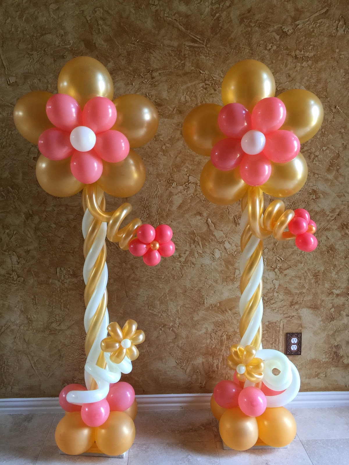 santo diamond balloon design flower balloons designs