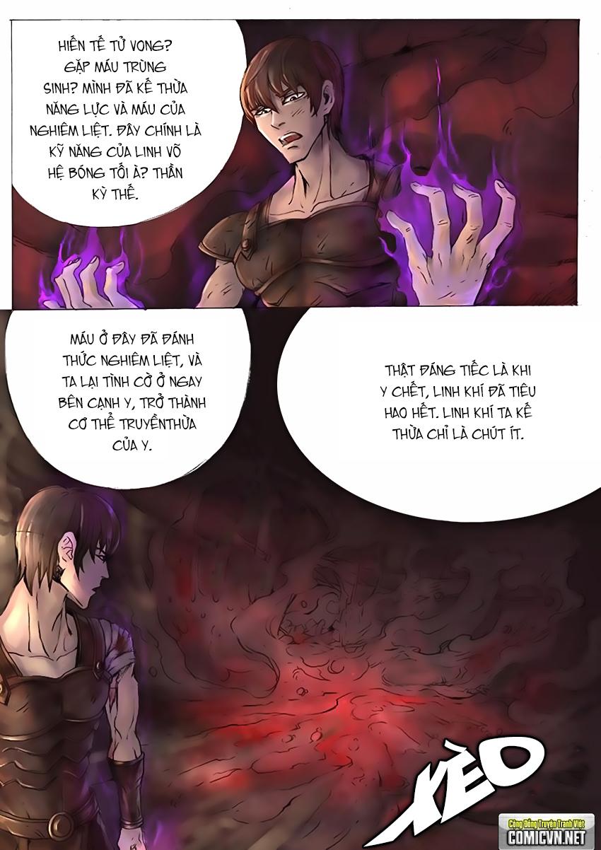 Đường Dần tại Dị Giới trang 17
