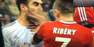 Bayern-Real : la vilaine gifle de Ribéry