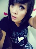 我的浓妆照:D