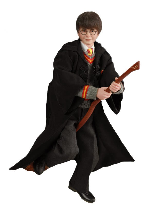 Figura a escala Harry Potter y la Piedra Filosofal