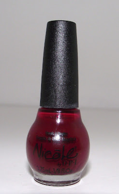 OPI Nail Polish Review - Sealed With A Kris