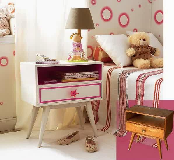 Gambar desain kamar anak tema teddy bear gratis