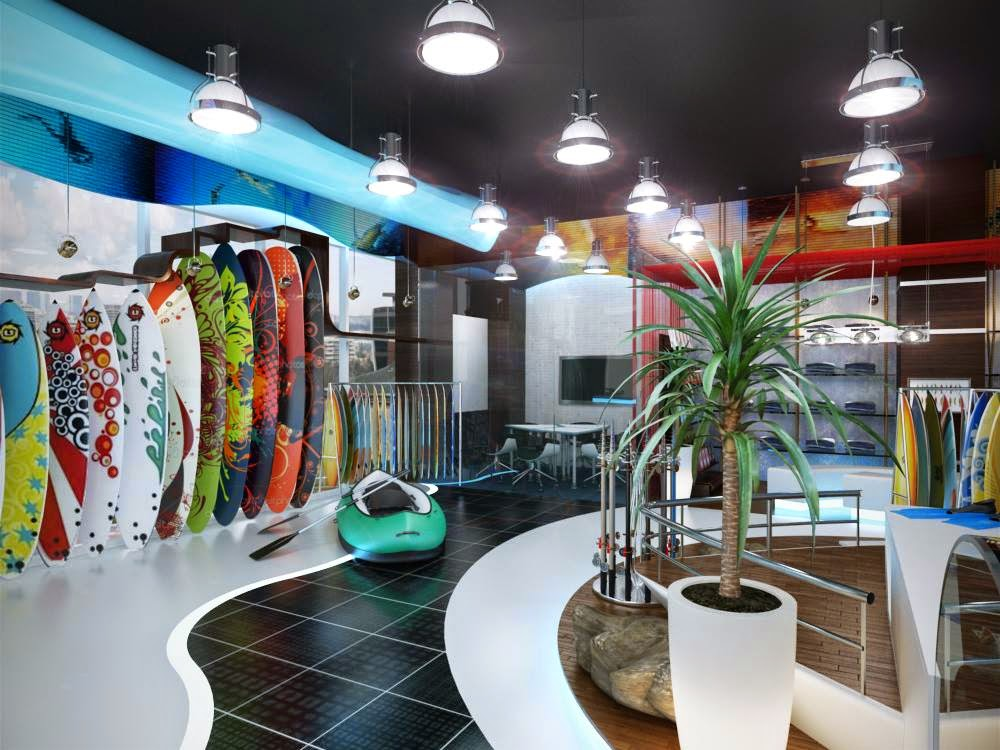 Marine store, Al Bateen, Abu Dhabi