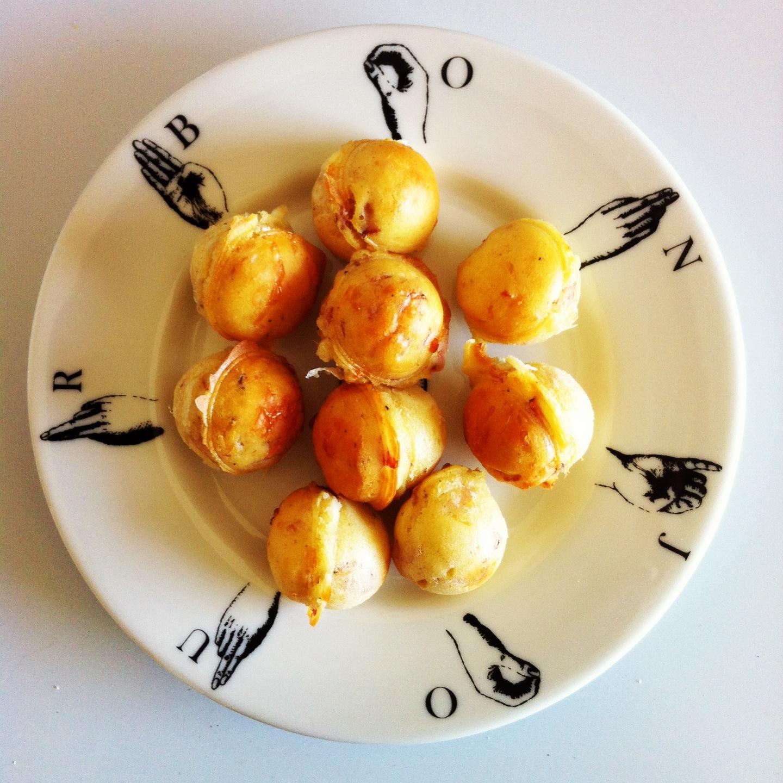 Pop Cake Sal Ef Bf Bd Jambon Cru