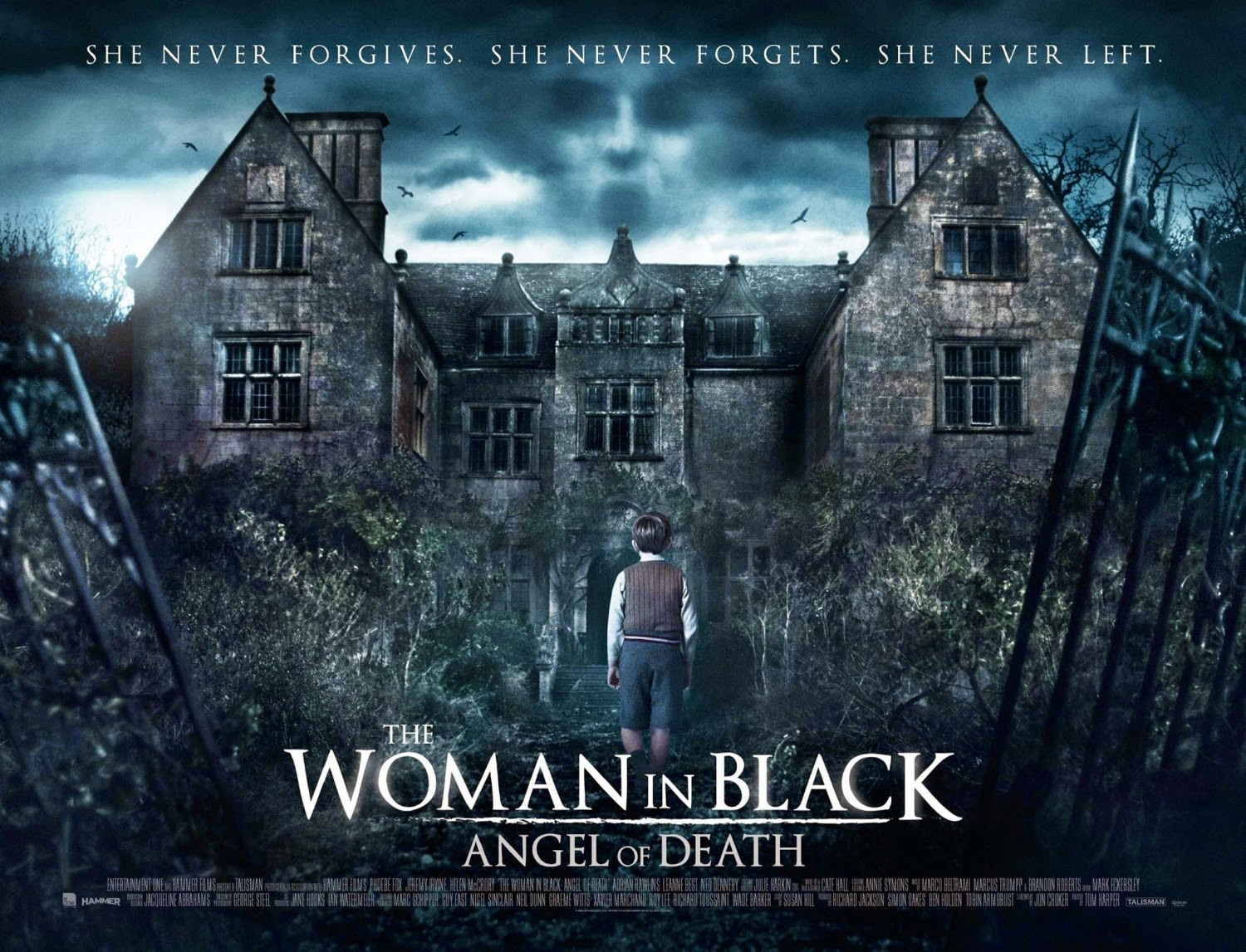 The Woman in Black 2 Angel of Death Movie Download Full
