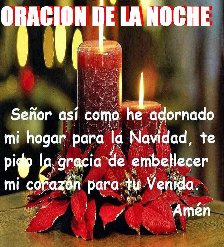 Oracion De La Noche En Imagenes