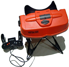 614px VIRTUAL BOY Sistem