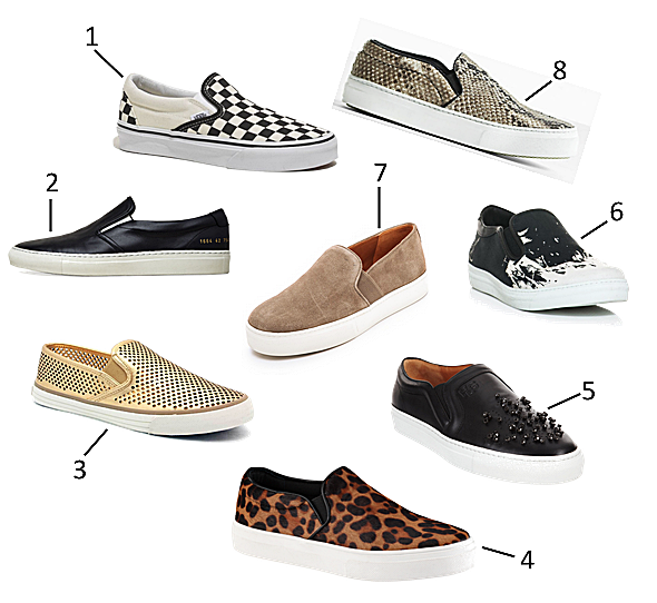 Best Slip-On Sneakers