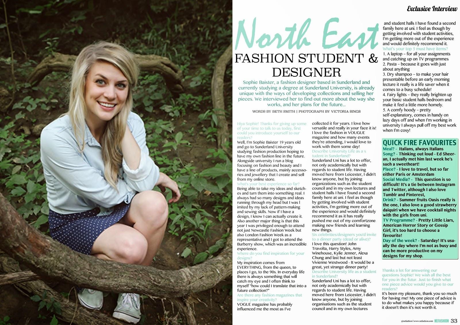 MA Fashion Journalism - London College of Fashion - UAL 8