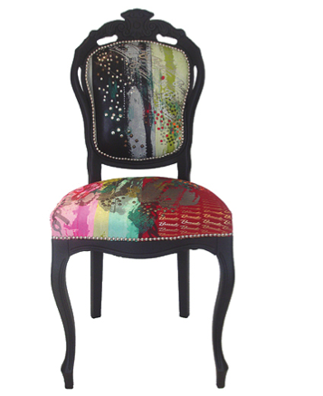 Chair In Style. Pippa Caley