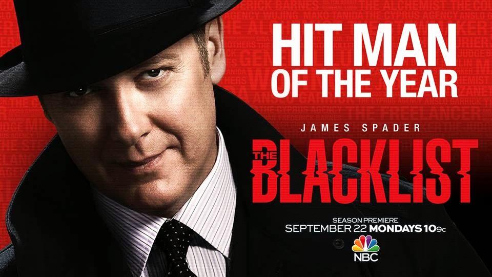 The Blacklist - Season 2 - New Promotional Art