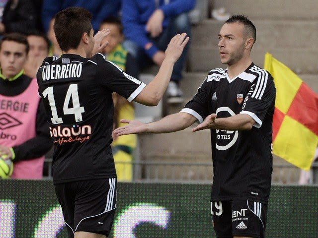 Highlights Nantes 1 – 1 Lorient (Ligue 1)