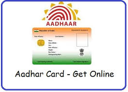 Aadhar card for children