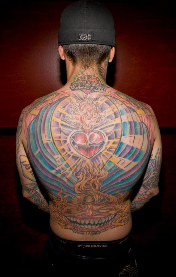 tattoo styles for men and women carey hart 39 s tattoos style