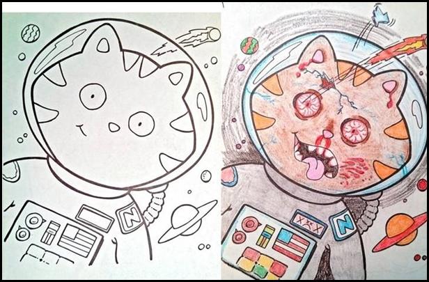 16 livros para criança coloridos por adultos parte 2