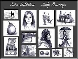 Memórias da Pequena Desenhista