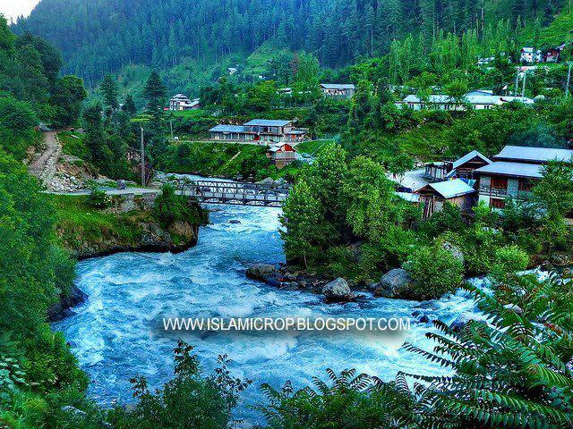 District Neelum Azad Kashmir
